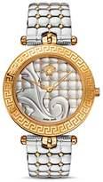 Versace Vanitas Two-Tone Watch, 40mm