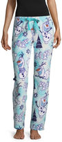 FROZEN Disney's Frozen Olaf Plush Pants Plush Pajama Pants-Juniors