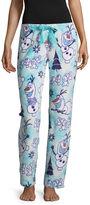 FROZEN Disney's Frozen Plush Pants Plush Pajama Pants-Juniors