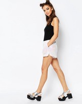 Jaded London Sequin Shorts