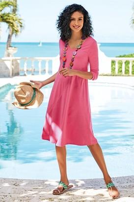 Soft Surroundings Talls Daphne Dress
