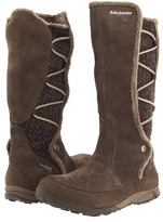 Salomon Emmy Wp (Absolute Brown/Shrew/Eau) - Footwear