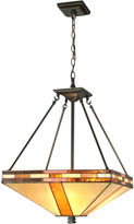 Dale Tiffany Dale TiffanyTM Bellow Mission Inverted Hanging Fixture