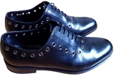 Givenchy Black Leather Lace ups