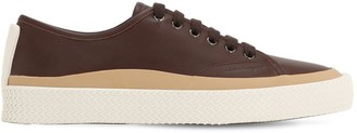 Salvatore Ferragamo Storm Leather Sneakers