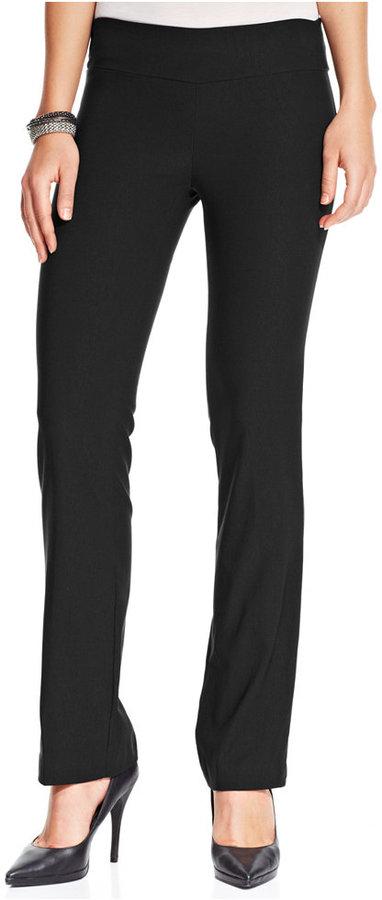 Amy Byer BCX Juniors' Straight-Leg Pants