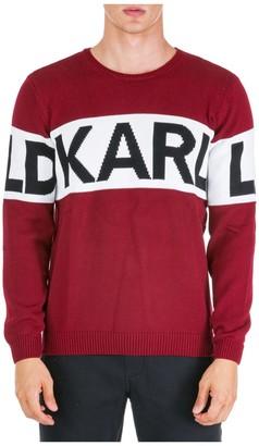 Karl Lagerfeld Paris Crewneck Sweater
