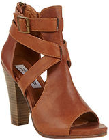 Steve Madden Spriing Leather High-Heel Sandals