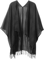 Element Carmen Wrap - Cotton, Short Sleeve (For Women)