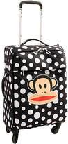 Paul Frank Julius Monkey Multi Spot Large 4 Wheel Suitcase