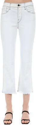 3x1 Austin Cropped Cotton Denim Jeans