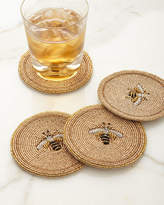 Joanna Buchanan Bee Coasters, Set of 4