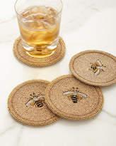 Joanna Buchanan Bee Coasters, Set of 4