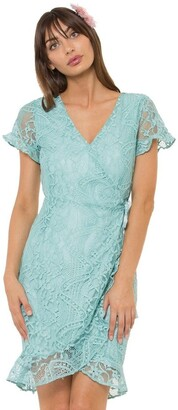 Alannah Hill Forget Me Not Lace Dress
