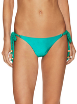 Vix Paula Hermanny Solid Allure Long Tie Bikini Bottom
