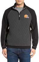 Tommy Bahama &NFL Gridiron& Quarter Zip Pullover