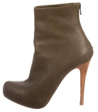 Christian Louboutin Ariella Talon Ankle Boots
