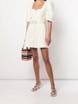 Thumbnail for your product : JONATHAN SIMKHAI STANDARD Juno mini dress