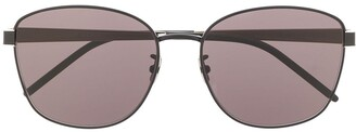 Saint Laurent Round-Frame Sunglasses