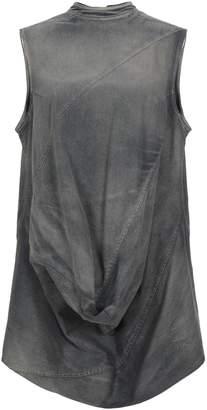Rick Owens Denim shirts