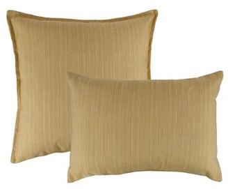 Austin Horn Classics Dupione Combo Outdoor Sunbrella Pillows