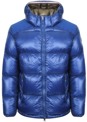 Colmar Research Padded Down Jacket Blue