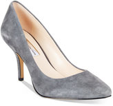 INC International Concepts Womens Zitah Pointed Toe Pumps, Only at Macy's
