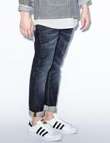 Nudie Jeans Blue Grim Tim Dry Selvage Denim Jeans