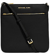 MICHAEL Michael Kors Riley Small Flat Cross-Body Bag