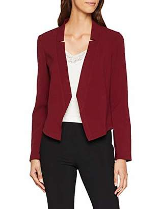 2two Women's Polder Cardigan, Red Bordeaux, Medium