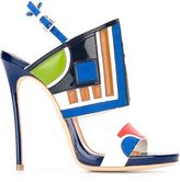 DSQUARED2 'Ocean Drive' sandals