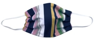 Paddy Lee Fashions Printed Pleated Cloth Face Mask