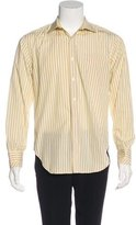 Paul Smith Striped French Cuff Shirt