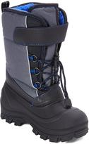 Tundra Black & Royal Nova Snow Boot