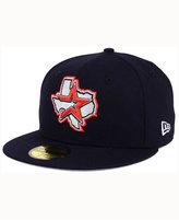 New Era Houston Astros Twist Up 59FIFTY Cap