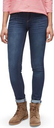 Tom Tailor Women's Rinsed Slim Alexa Jeans