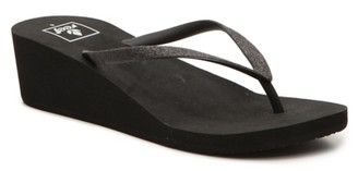 Reef Krystal Star Wedge Sandal