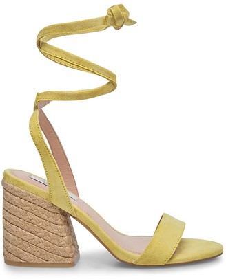 Steve Madden Yasi Yellow Suede