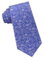 MICHAEL Michael Kors Botanical Collage Silk Tie