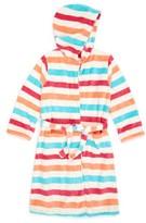 Tucker Girl's + Tate Hooded Fleece Robe