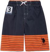 USPA U.S. Polo Assn. Boys Trunks-Big Kid