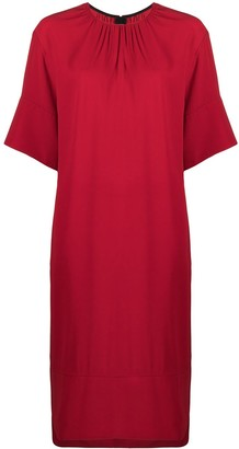 Marni Side-Slit Shift Dress