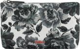 Cath Kidston Peony Blossom Matt Zip Makeup Bag