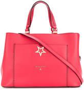 Patrizia Pepe star plaque shoulder bag