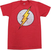JCPenney Novelty T-Shirts The Flash Graphic Tee