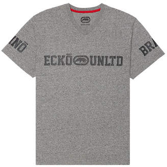 Ecko Unlimited Unltd Men Hot Shot Short Sleeve Vneck