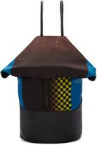 Maison Margiela Multicolor Foldover Backpack