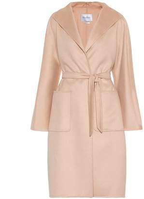Max Mara Lilia double-face cashmere coat