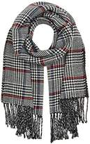 Tom Tailor Women's Cosy Glencheck Scarf