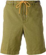 Pt01 cargo shorts - men - Cotton/Linen/Flax - 48